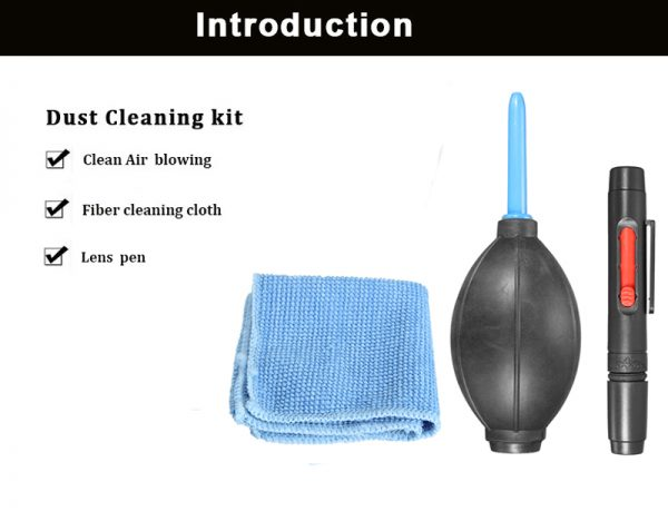 Easy Use Photography Digital Camera Cleaning Kit