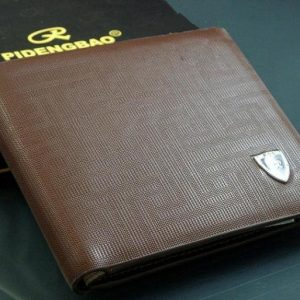 Elegant Genuine Leather BiFold Fashion Men Wallet