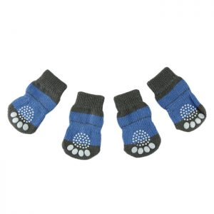 Premium Anti Slip Skid Pet Puppy Kitten Dog Cat Socks