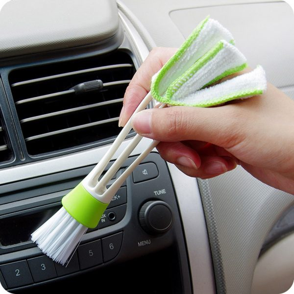 Computer Keyboard Stereo Window Blind Cleaning Tool