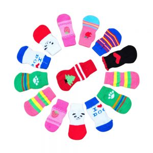 High Quality Anti Slip Skid Pet Puppy Kitten Socks