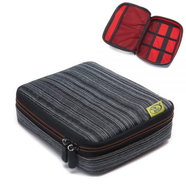 Multi Compartment Travel Bag Digital Product Storage