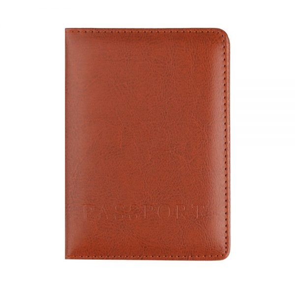 RFID Wallet Passport Holder Protector Wallet Women Men Unisex