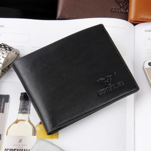 High Quality Classic Multi Card Holder PU Leather Men Wallet