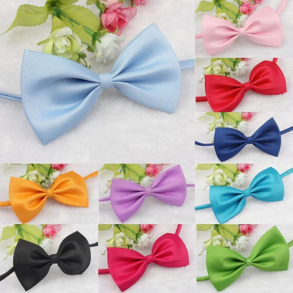 Elegant Adjustable Bow Tie Pet Puppy Kitty Dog Cat