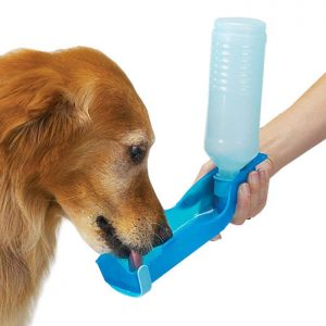 Handy Travelling Pet Puppy Kitten Dog Cat Water Bottle