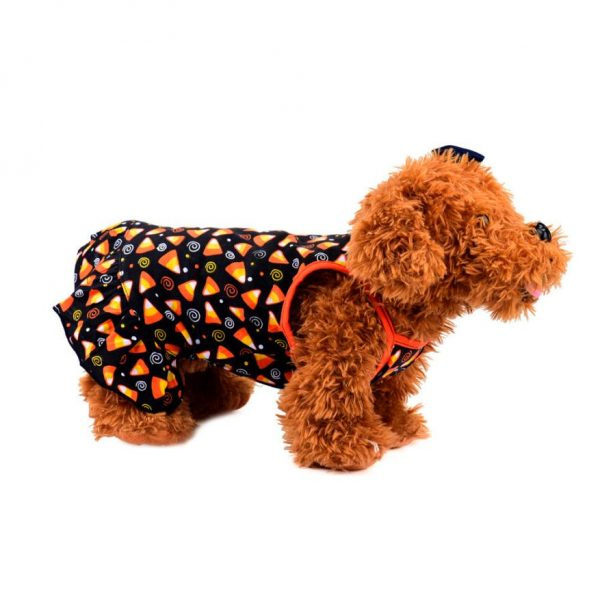 Colorful Summer Printed Cotton Small Puppy Clothes