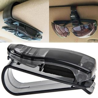 Convenient Sun Glasses Spare Travel Car Clip Holder