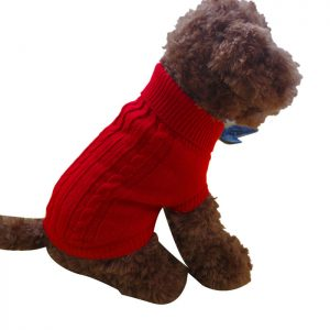 Beautiful Warm Winter Small Pet Puppy Kitten Sweater