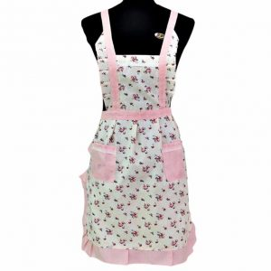 Apron Pockets Restaurant Home Kitchen Cooking Cotton
