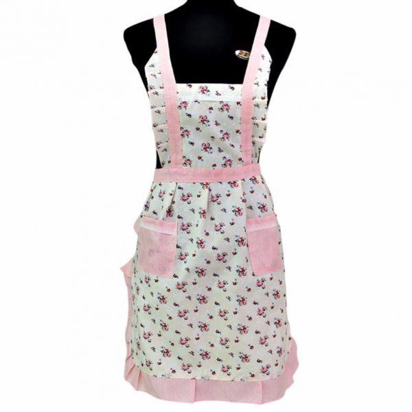 Apron Pockets Restaurant Home Kitchen Cooking Cotton