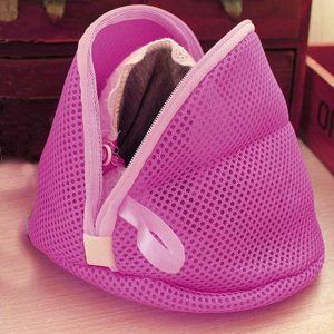 Bra Hat Lingerie Hosiery Washing Protection Small Mesh Bag