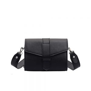 Premium PU Leather Women Girls Fashion Purse Cross Body Handbag