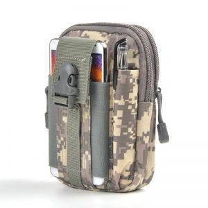 Waist Men Casual Nylon Army Military Small Bag