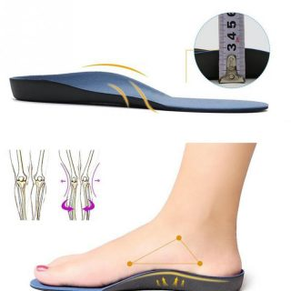 Arch Support Cushion Flat Feet Care Insert Orthopedic Insole