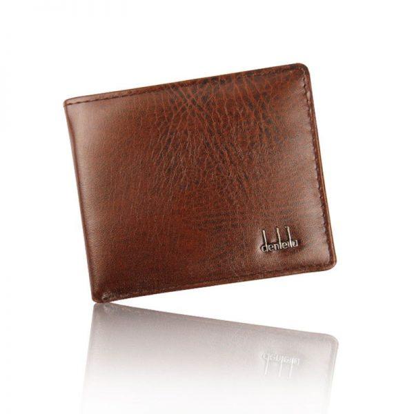 Elegant PU Leather BiFold Fashion Men Wallet