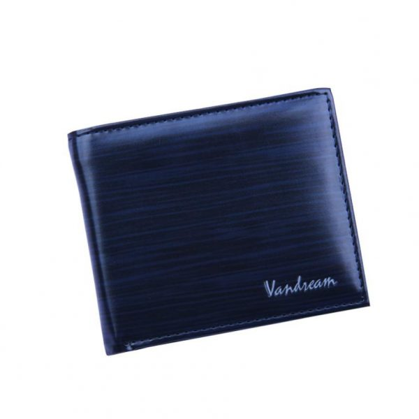 PU Leather Credit Cards ID Slot Men Wallet