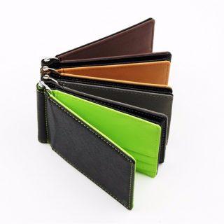 Multifunction Money Clip Korean Style Thin Men Wallet