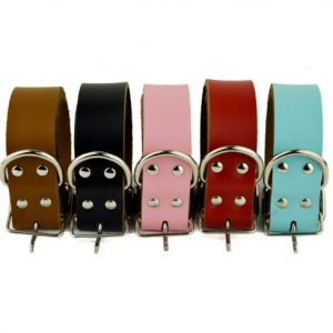 Genuine Leather Collar Large Dogs Accessory