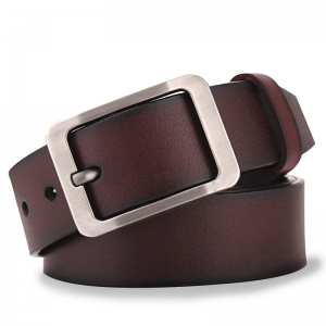 Classic Casual Design Genuine Leather Men Belt