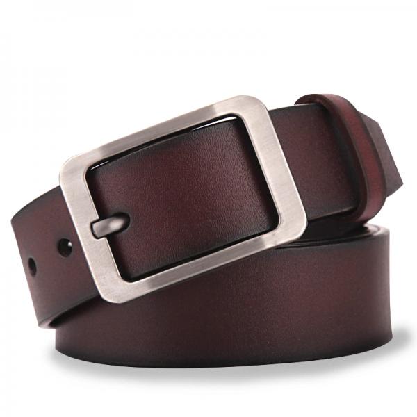 Classic Casual Design Genuine Leather Men Belt