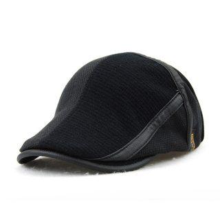 Cute Stylish Patchwork Warm Men Hat Cap