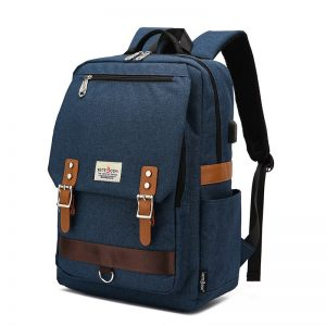 Multi Use Oxford Soft Material Durable Men Backpack