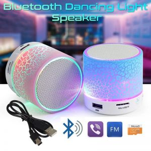 Handy Bluetooth Speaker Small Wireless Speaker Player