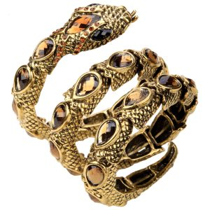 Stretch Snake Armlet Upper Arm Cuff Women Bracelet